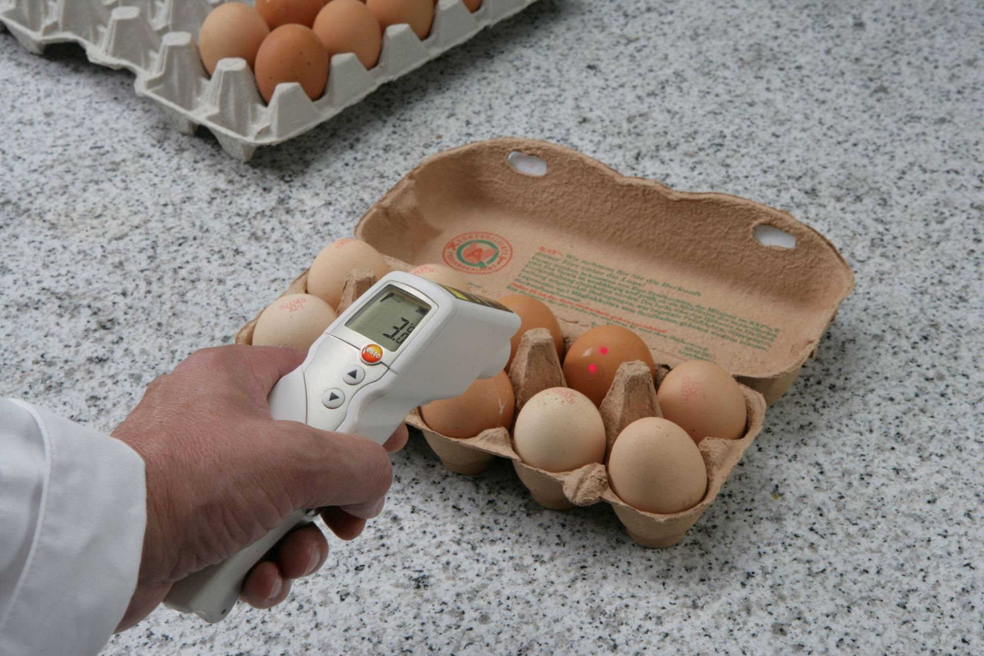 7 voordelen van contactloze thermometers